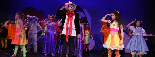Seussical The Musical 2014