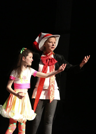Childrens Acting Dancing Activities Noth Essex Colchester
