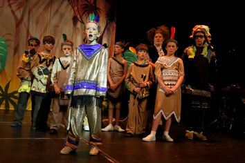 Musical Theatre Schools For Children Colchester